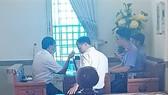 VKSND Tối cao làm việc với người tố cáo hành vi nhận hối lộ của ông Nguyễn Xuân Đức
