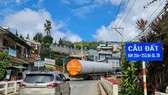 Dừng vận chuyển thiết bị nhà máy điện gió từ Khánh Hòa lên Lâm Đồng để phòng dịch
