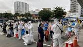 Lâm Đồng: Hàng ngàn người đang cách ly tập trung được về cách ly tại nhà