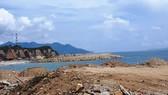 Kiểm tra vụ ngang nhiên san lấp Bãi Tiên, Nha Trang