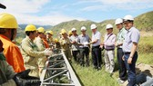 Khánh Hòa tổng lực khắc phục sự cố điện do bão