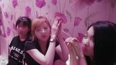 Phá 2 động mại dâm núp bóng massage tại Nha Trang