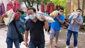 """Chi hội phóng viên thường trú Khánh Hòa đồng hành với """"ATM gạo"""""""