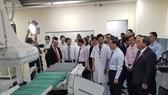 Bệnh viện Khánh Hòa có máy chụp mạch máu số hóa xóa nền trị giá 29 tỷ đồng