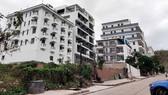 Khánh Hòa cưỡng chế 15 biệt thự trái phép tại dự án Khu biệt thự cao cấp