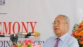 Ông Đào Công Thiên, nguyên Phó Chủ tịch UBND tỉnh Khánh Hòa