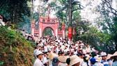 Thời tiết thất thường trong dịp Giỗ tổ Hùng Vương năm nay