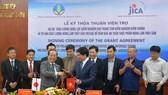 Nhật Bản viện trợ Việt Nam 10,9 triệu USD giám sát an toàn thực phẩm