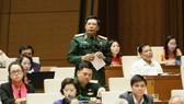 Việt Nam xây dựng quân đội mạnh, đáp ứng chiến tranh hiện đại