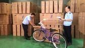 Tịch thu xe đạp điện của Excel, mở rộng kiểm tra 24 doanh nghiệp