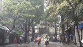 Từ Đà Nẵng vào miền Nam có nắng cả ngày