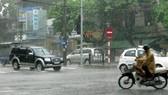 Miền Nam sắp mưa như trút