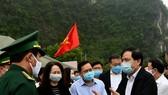 Trung Quốc khôi phục thời gian thông quan như bình thường tại cặp cửa khẩu Pò Chài - Tân Thanh