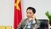 Bộ trưởng Bộ Công thương điện đàm với Tổng thư ký ASEAN về phục hồi kinh tế sau đại dịch