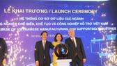 Khai trương cơ sở dữ liệu của hơn 3.500 doanh nghiệp công nghiệp Việt Nam
