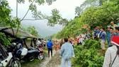 Sạt lở do mưa gió kéo dài, 2 vợ chồng bị thiệt mạng