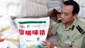 Bột ngọt Trung Quốc sang Việt Nam bị áp thuế chống bán phá giá
