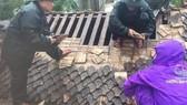 Hơn 22.000 ngôi nhà bị tốc mái vì bão số 5