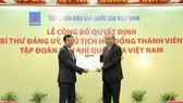 Ông Hoàng Quốc Vượng làm Chủ tịch HĐTV PetroVietnam