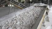 Hải quan đòi truy đủ thuế đá vôi xuất khẩu