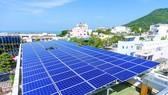 Điện mặt trời ở Việt Nam chiếm tới 25% công suất