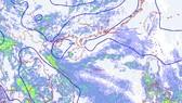 Miền Nam sẽ gia tăng mưa gió vì bão gần Biển Đông