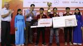 Sinh viên Trường ĐH Nguyễn Tất Thành vô địch cuộc thi VGU Robocon 2019