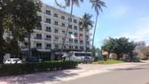 Khách sạn M.T nơi xảy ra sự việc bé trai bị đuối nước thương tâm