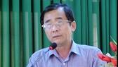 Ông Đỗ Ngọc Điệp bị cách hết chức vụ trong Đảng.