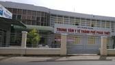 Trung tâm Y tế TP Phan Thiết