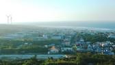 Huyện đảo Phú Quý (tỉnh Bình Thuận).