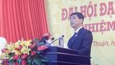 Đồng chí Dương Văn An trúng cử chức danh Bí thư Tỉnh ủy Bình Thuận nhiệm kỳ 2020-2025.