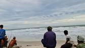 Khu vực biển Kê Gà, nơi 2 du khách gặp nạn