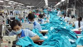 Garment, textile is one of fields receiving loan interest rate assistance from HCMC (Photo: SGGP)