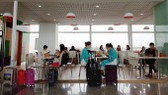 Food services at the Noi Bai International Airport. Shareholders of the Noi Bai Airport Services Co have only approved the trading of the company's shares on the Unlisted Public Company Market (UPCoM). — (Photo: VNS)