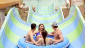 Typhoon Water Park opened in Quang Ninh Province