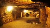 Cu Chi guerrillas warfare Tunnels in HCM City. (Photo: VNS)