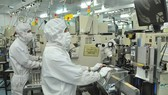 Semiconductor production at MTEX Company. (Photo: SGGP)