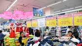 Vietnam's fashion products struggle to compete with imported ones. (Photo: SGGP)