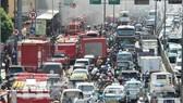Traffic jam in Jakarta (Source: VNA)