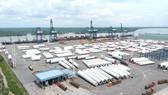 Tan Cang - Cai Mep Thi Vai port (Photo: SGGP)