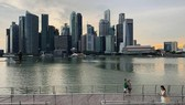 A file photo of Singapore's central business district skyline (Source: Reuters)