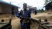 Myanmar soldiers in Rakhine (Photo: AFP)
