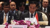 Indonesian President Joko Widodo has expressed his optimism that the country's current account deficit and trade balance could be addressed within three years. (Photo: tempo.co)