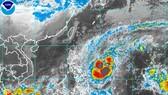 Satellite image of Typhoon Kammuri (Photo: NOAA)