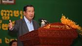 Cambodian Prime Minister Hun Sen (Photo: freshnewsasia)