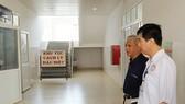 At a quarantine area  of the Central Highlands Regional General Hospital (Photo: VNA)