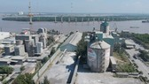 A cement production plant in Nha Be District, HCMC (Photo: SGGP)
