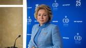 Chairwoman of the Federation Council of Russia Valentina Matvyenko (Photo: VNA)