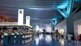 The departure lobby at the Haneda International Airport of Japan (Photo: AP)